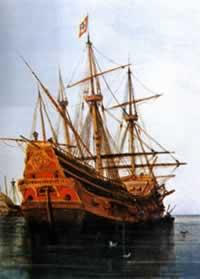 Galeon espanol
