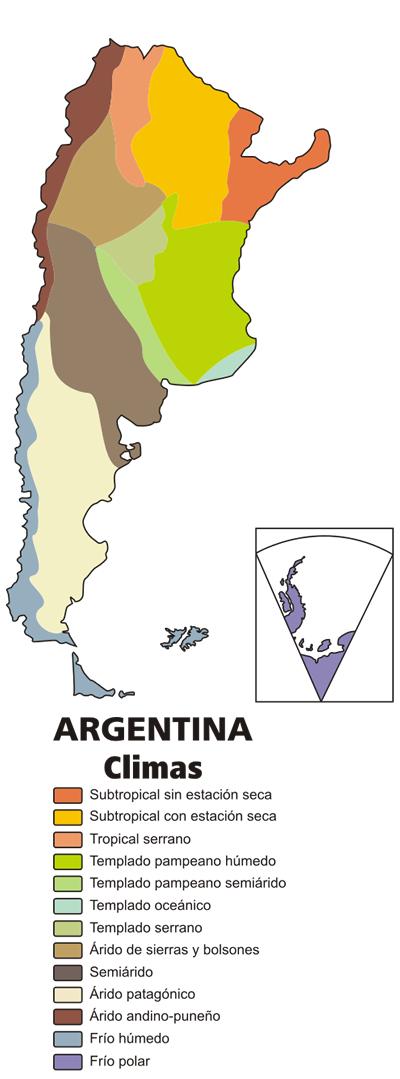 Clima En Las Islas Malvinas
