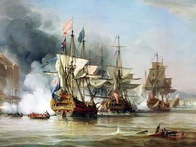 Resultado de imagen para conflicto de Buenos Aires con francia en 1829