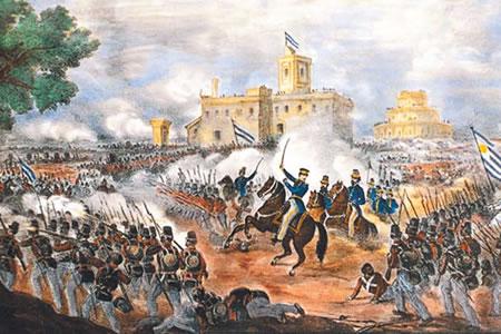 """El 6º Batallón """"Defensores de la Libertad"""" abrió sus puertas a nuevos reclutas Batalla-caseros"""